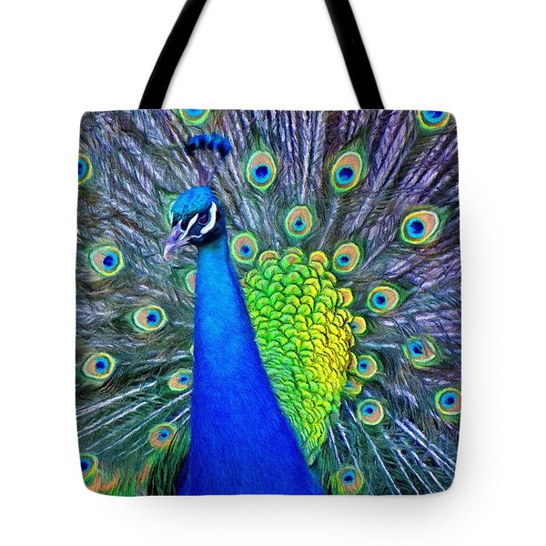 Beauty Whatever The Name Tote Bag by Jeff Kolker