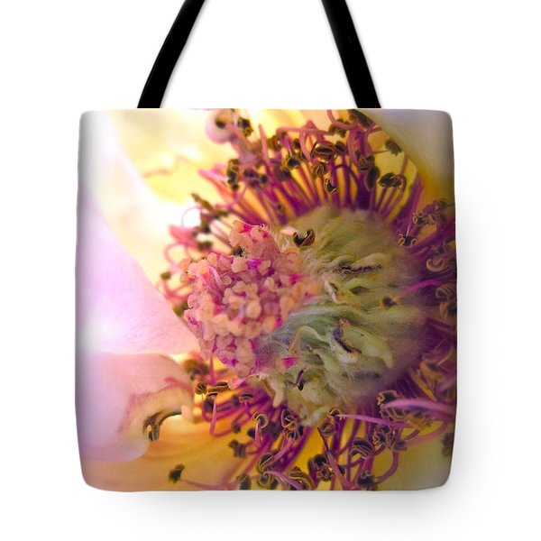 Bedazzled Tote Bag by Gwyn Newcombe