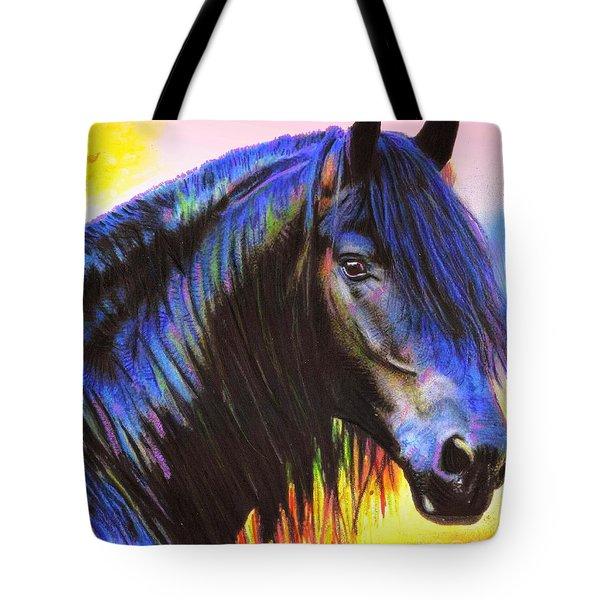 Bella Tote Bag by WBK