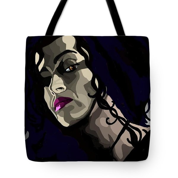 Bellatrix Tote Bag by Lisa Leeman