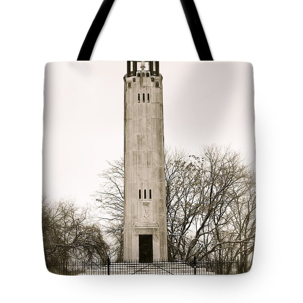 Belle Ilse Light  Tote Bag by Michael Peychich