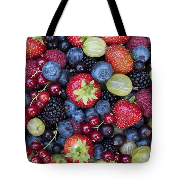 Berried  Tote Bag by Tim Gainey