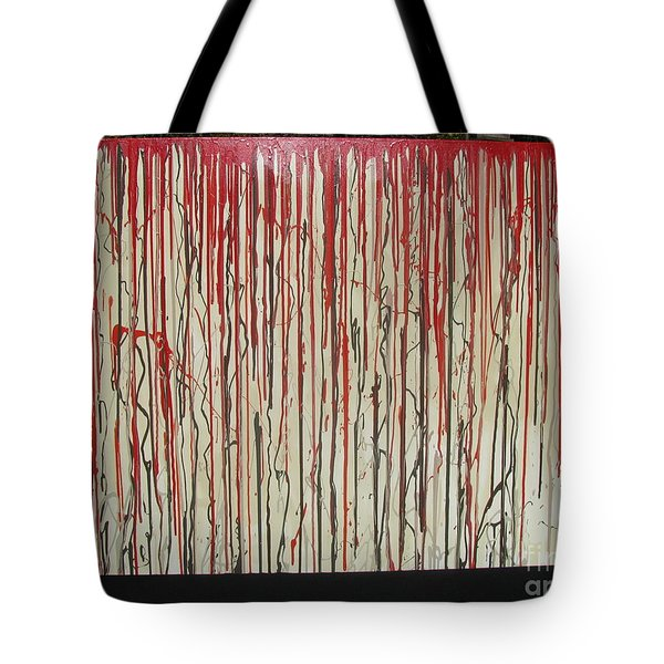 Betrayal Tote Bag by Jacqueline Athmann
