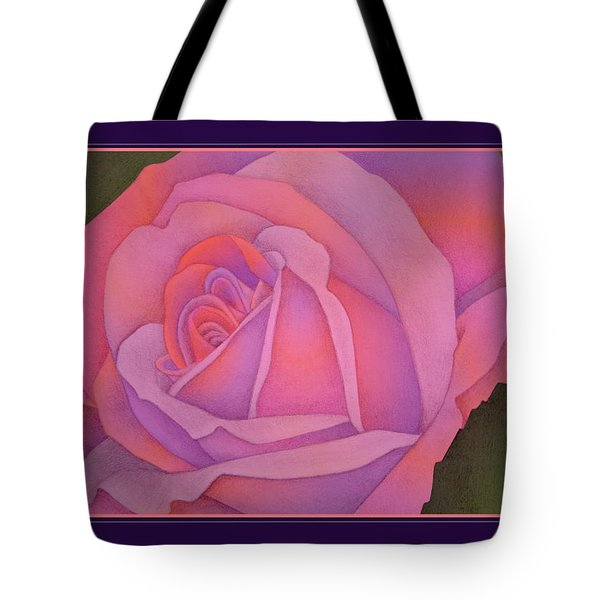 Beyond The Wall Tote Bag by Jane Alexander