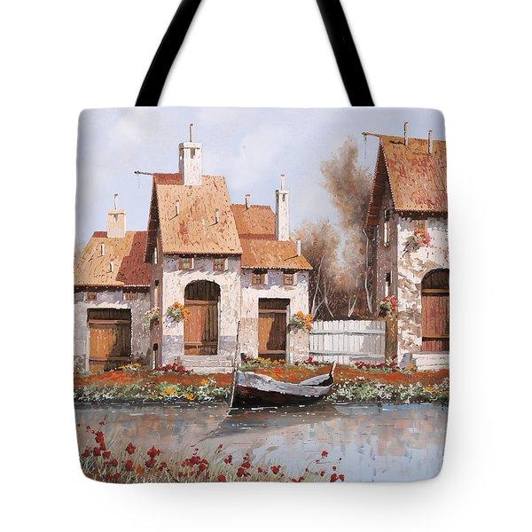 Bianca Tote Bag by Guido Borelli