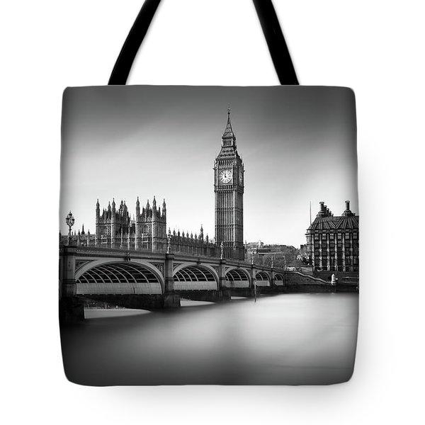 Big Ben Tote Bag by Ivo Kerssemakers