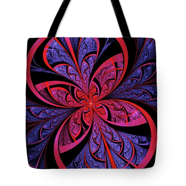 Bipolar Tote Bag by John Edwards