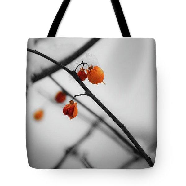 Bittersweet  Tote Bag by Teresa Mucha