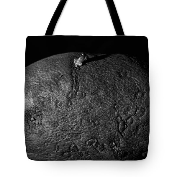 Black And White Potato Tote Bag by Dan Sproul
