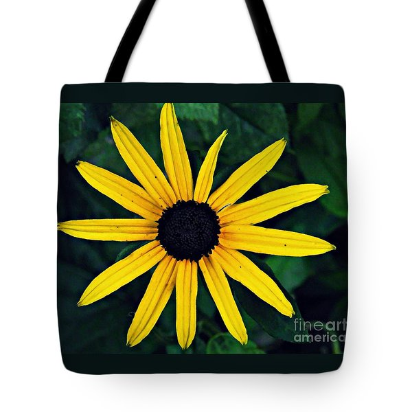 Black-eyed Susan Tote Bag by Sarah Loft