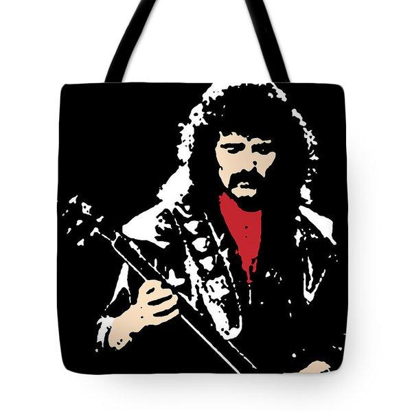 Black Sabbath No.02 Tote Bag by Caio Caldas