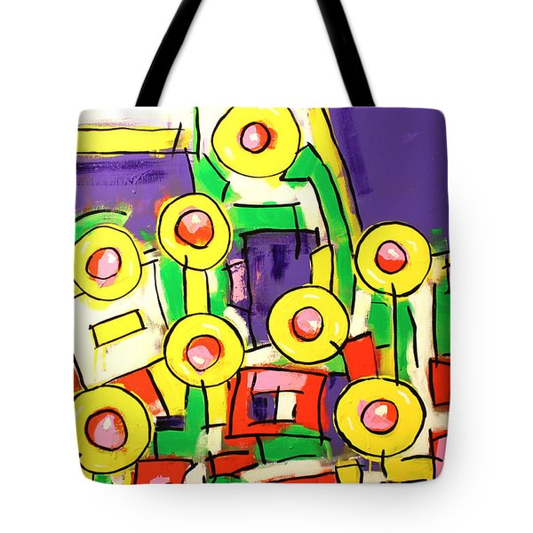 Blame It On The Bossa Nova Tote Bag by Tim Ross