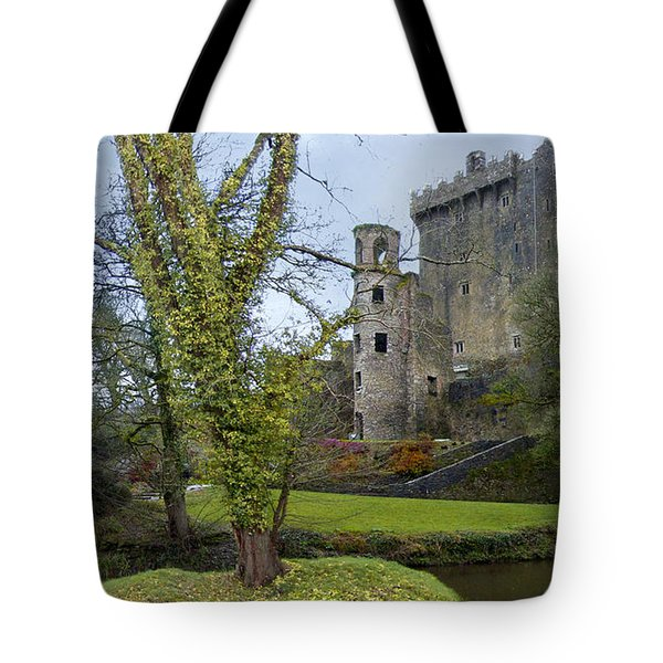 Blarney Castle 3 Tote Bag by Mike McGlothlen
