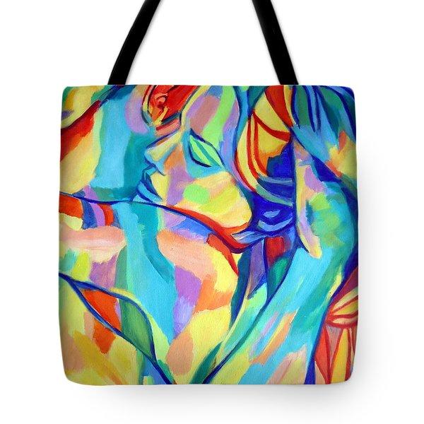 Bliss Tote Bag by Helena Wierzbicki