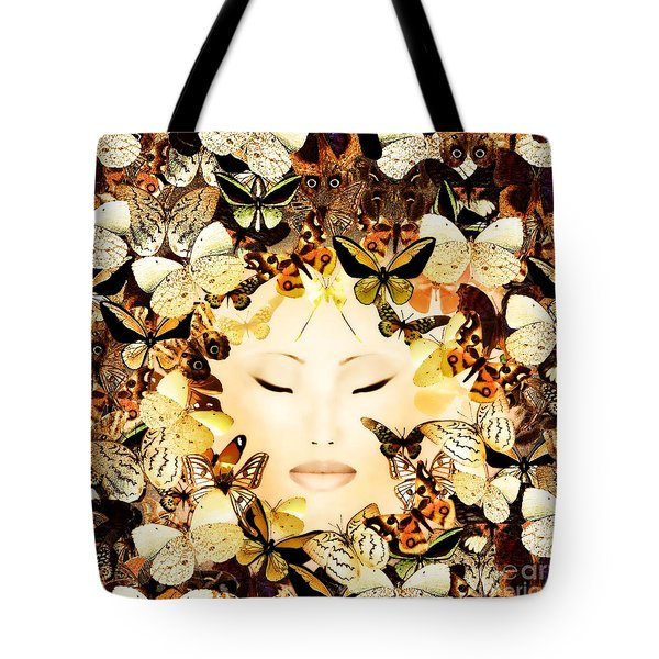 Bliss Tote Bag by Photodream Art