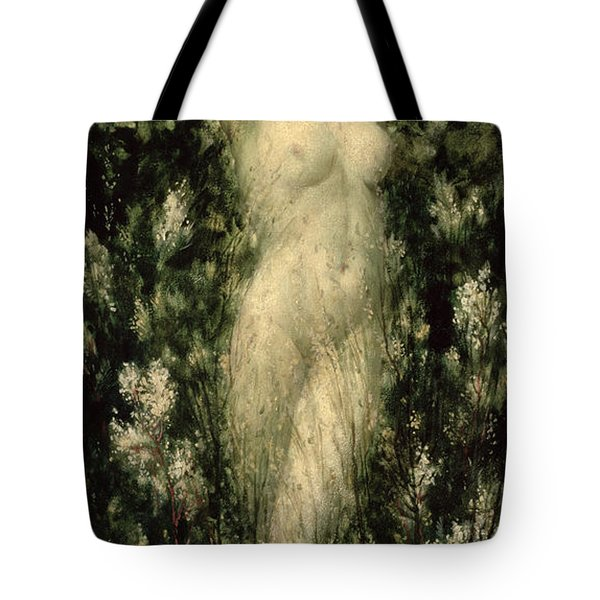 Blodeuwedd Tote Bag by Christopher Williams