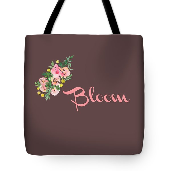 Bloom Tote Bag by Rosemary OBrien