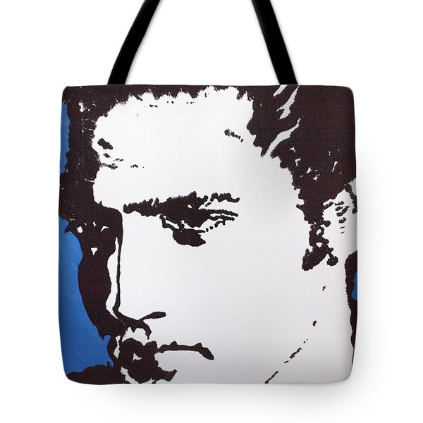 Blue Hawaii Tote Bag by Robert Margetts