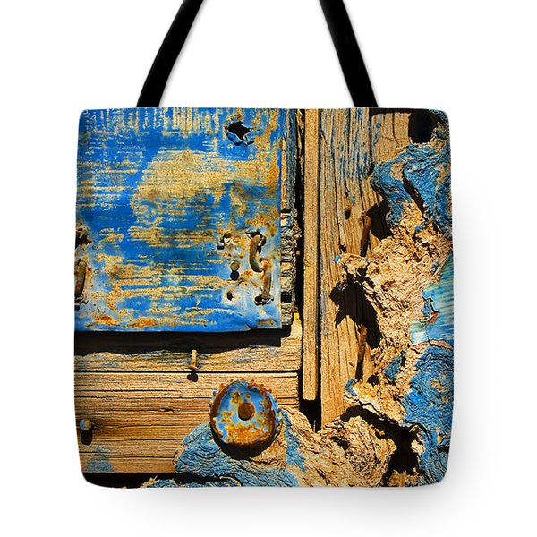 Blues Dues Tote Bag by Skip Hunt