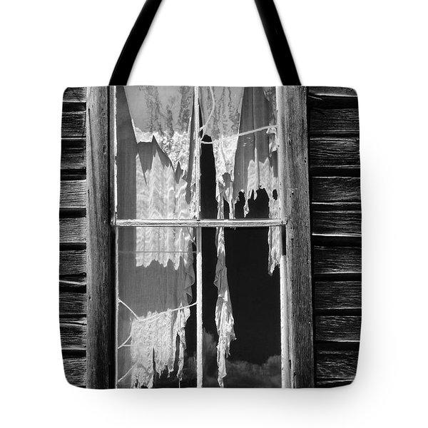 Bodie Ghost Town Tote Bag by Sandra Bronstein