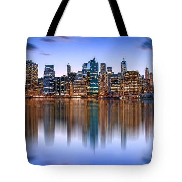 Bold And Beautiful Tote Bag by Az Jackson
