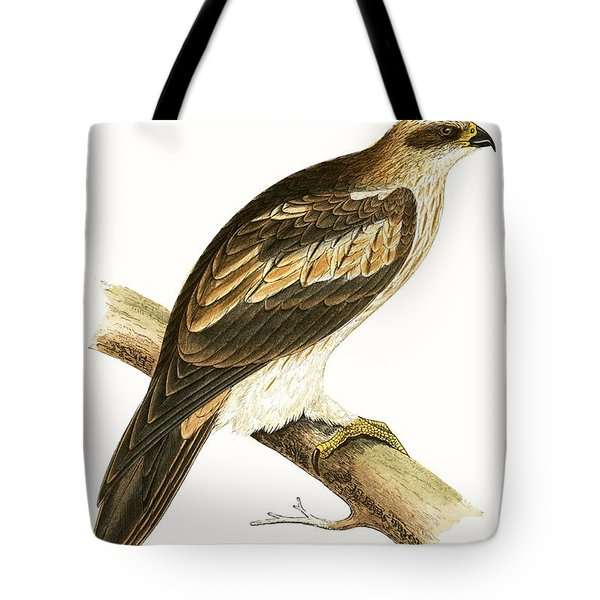 Booted Eagle Tote Bag by English School