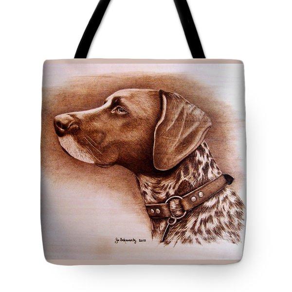 Boscoe Tote Bag by Jo Schwartz