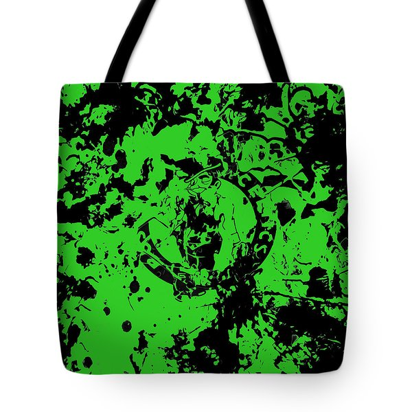 Boston Celtics 1a Tote Bag by Brian Reaves