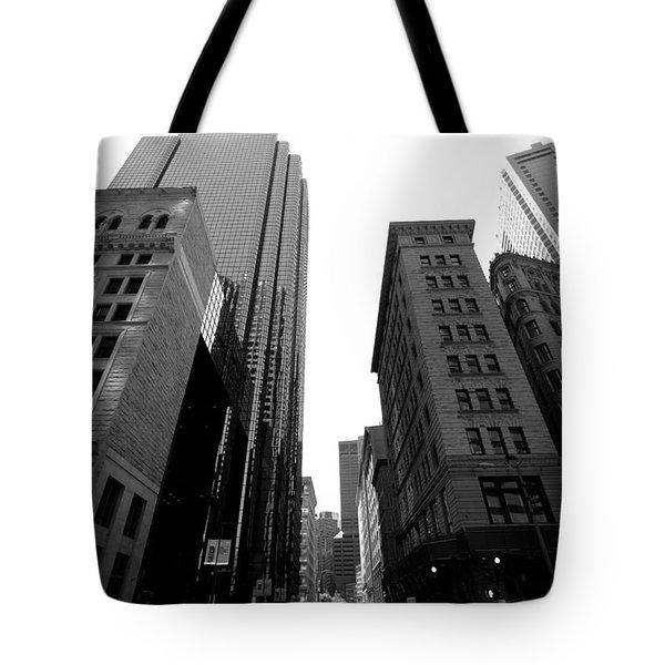 Boston Tote Bag by Jason Smith