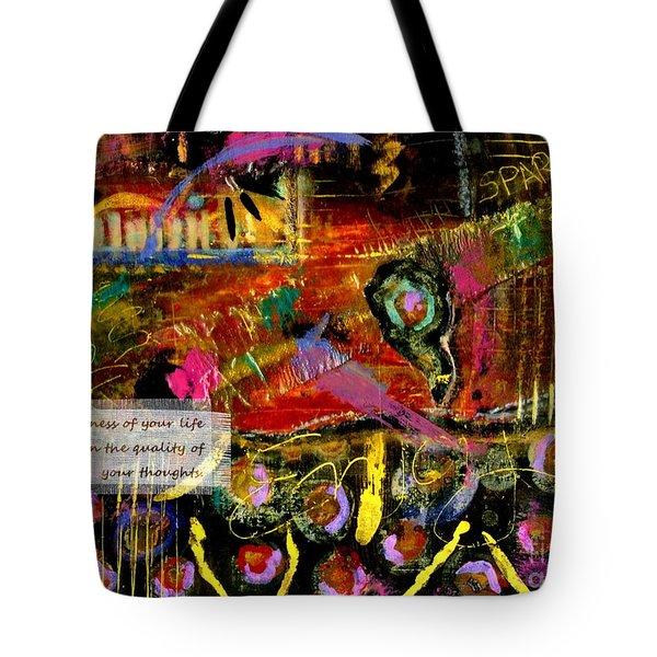 Brazilian Festival Tote Bag by Angela L Walker