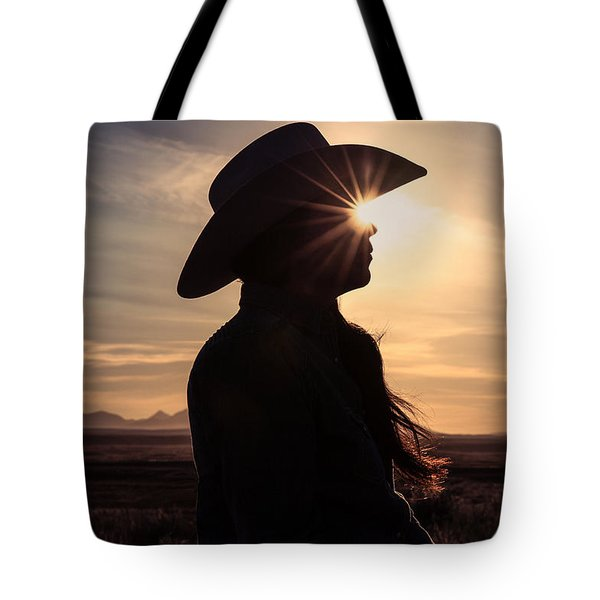 Bright Eyes Tote Bag by Todd Klassy