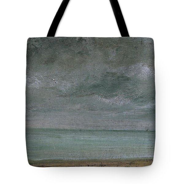 Brighton Beach Tote Bag by John Constable