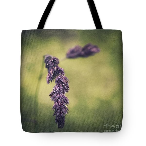 Brin D'herbe Tote Bag by Angela Doelling AD DESIGN Photo and PhotoArt