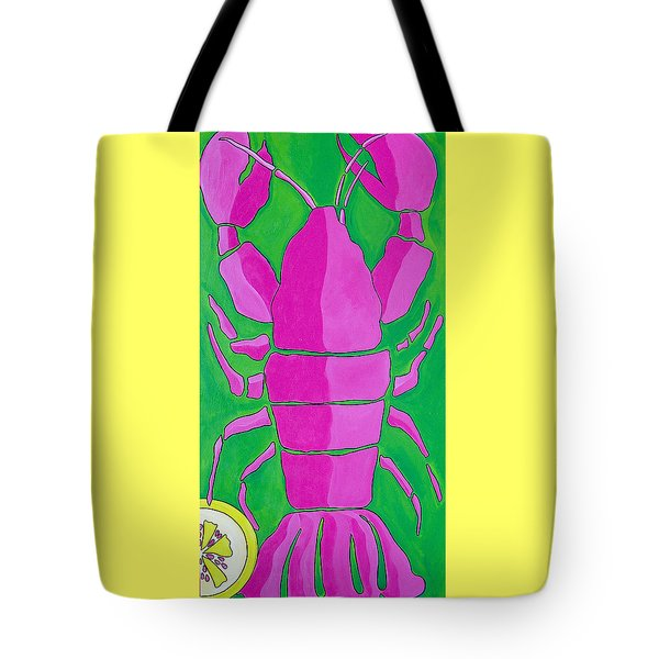 Bring on the Butter Tote Bag by Patti Schermerhorn