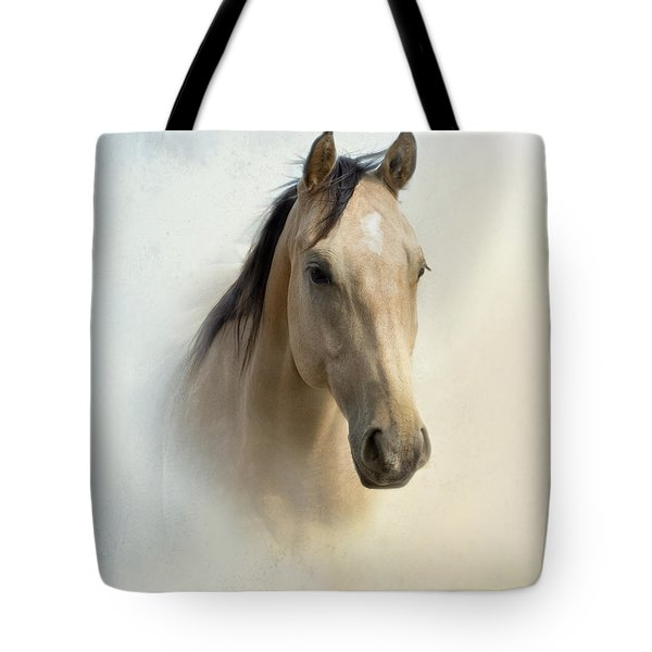 Buckskin Beauty Tote Bag by Betty LaRue