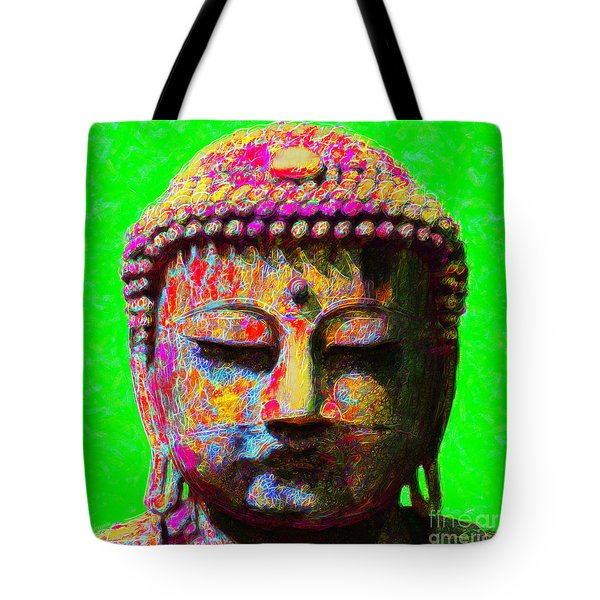 Buddha 20130130m100 Tote Bag by Wingsdomain Art and Photography