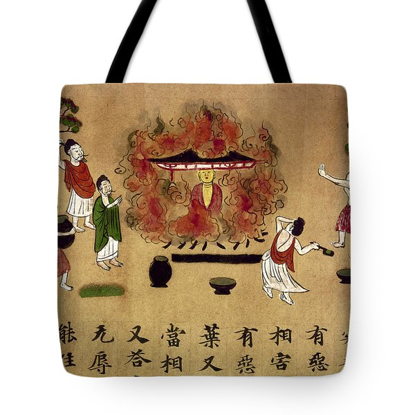 Buddha Tote Bag by Granger