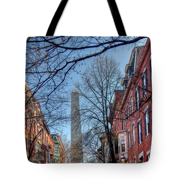 Bunker Hill Tote Bag by Susan Cole Kelly