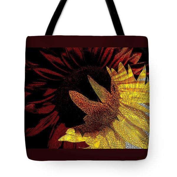 Bursting With Joy Tote Bag by Lenore Senior