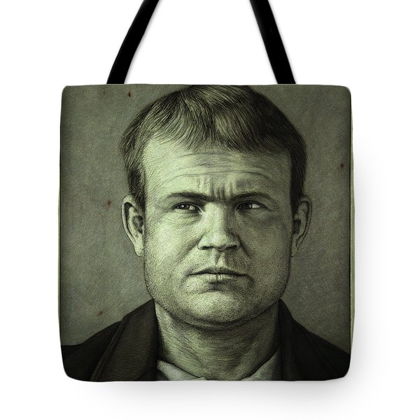 Butch Cassidy Tote Bag by James W Johnson