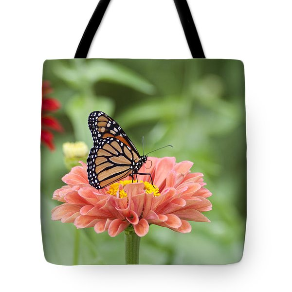 Butterflies and Blossoms Tote Bag by Bill Cannon