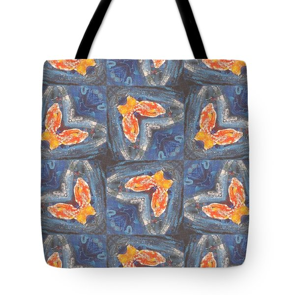 Butterfly Love Tote Bag by Maria Watt