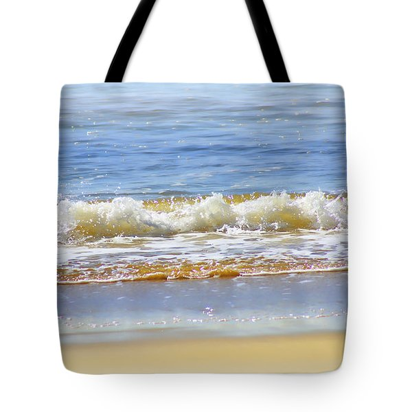 By The Coral Sea Tote Bag by Holly Kempe