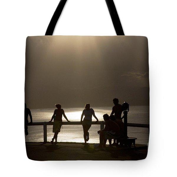 Byron Bay Lighthouse Tote Bag by Avalon Fine Art Photography