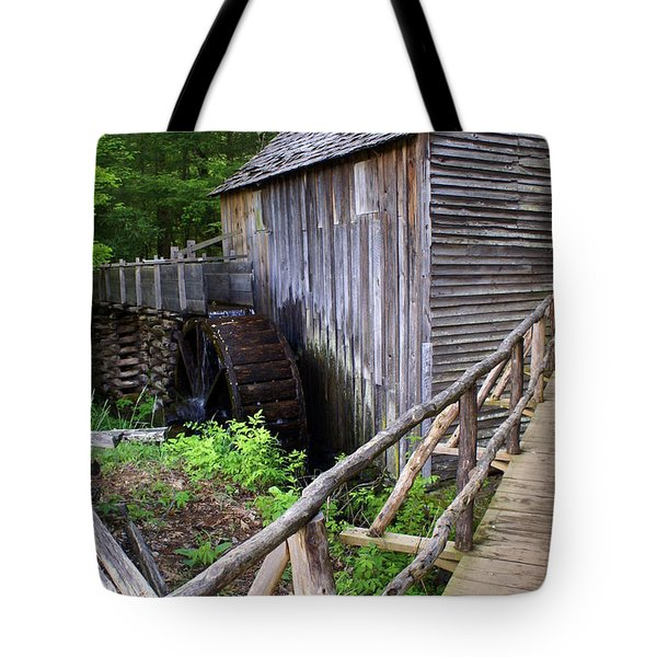 Cable Mill 3 Tote Bag by Marty Koch