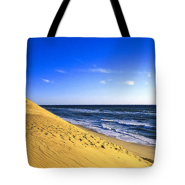 Cahoon Beach Tote Bag by John Greim