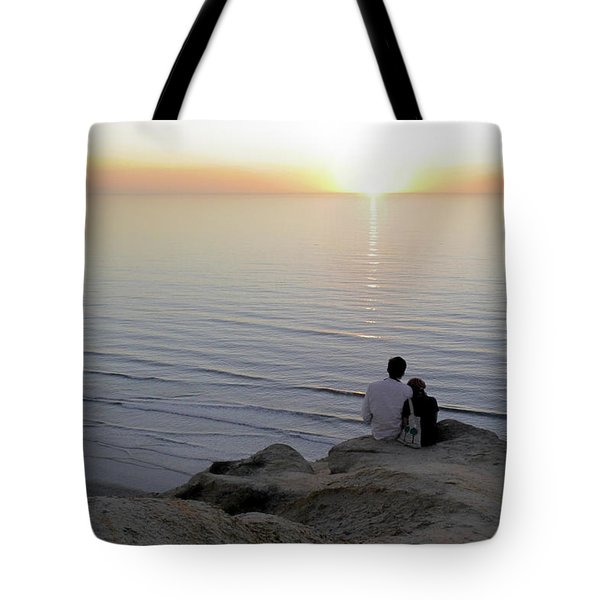 California Dreaming Tote Bag by Christine Till