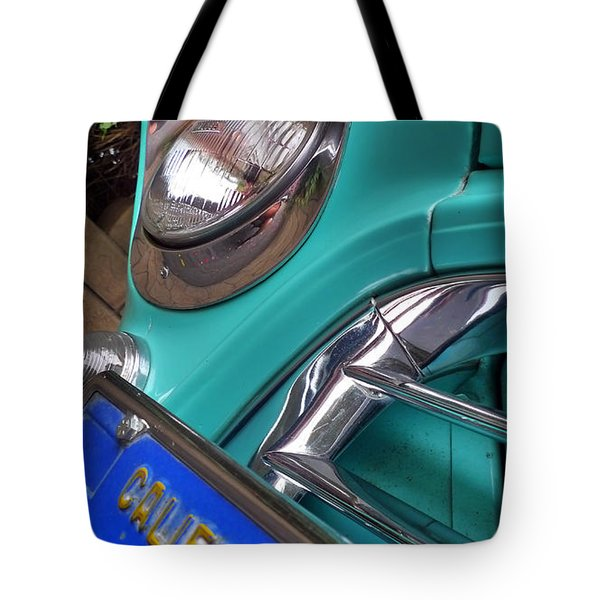 California Tote Bag by Skip Hunt