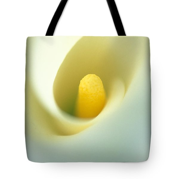 Calla Tote Bag by Kathy Yates