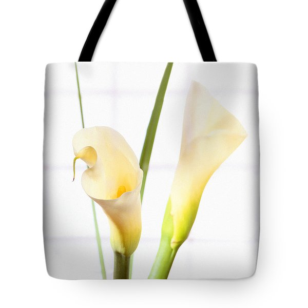 Calla Lily Tote Bag by Mike McGlothlen
